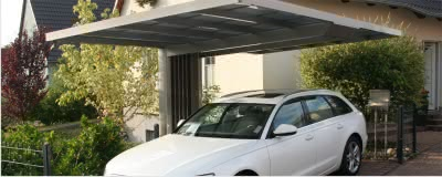 alucarports carports aus aluminium amp alu carport metall preise. Black Bedroom Furniture Sets. Home Design Ideas