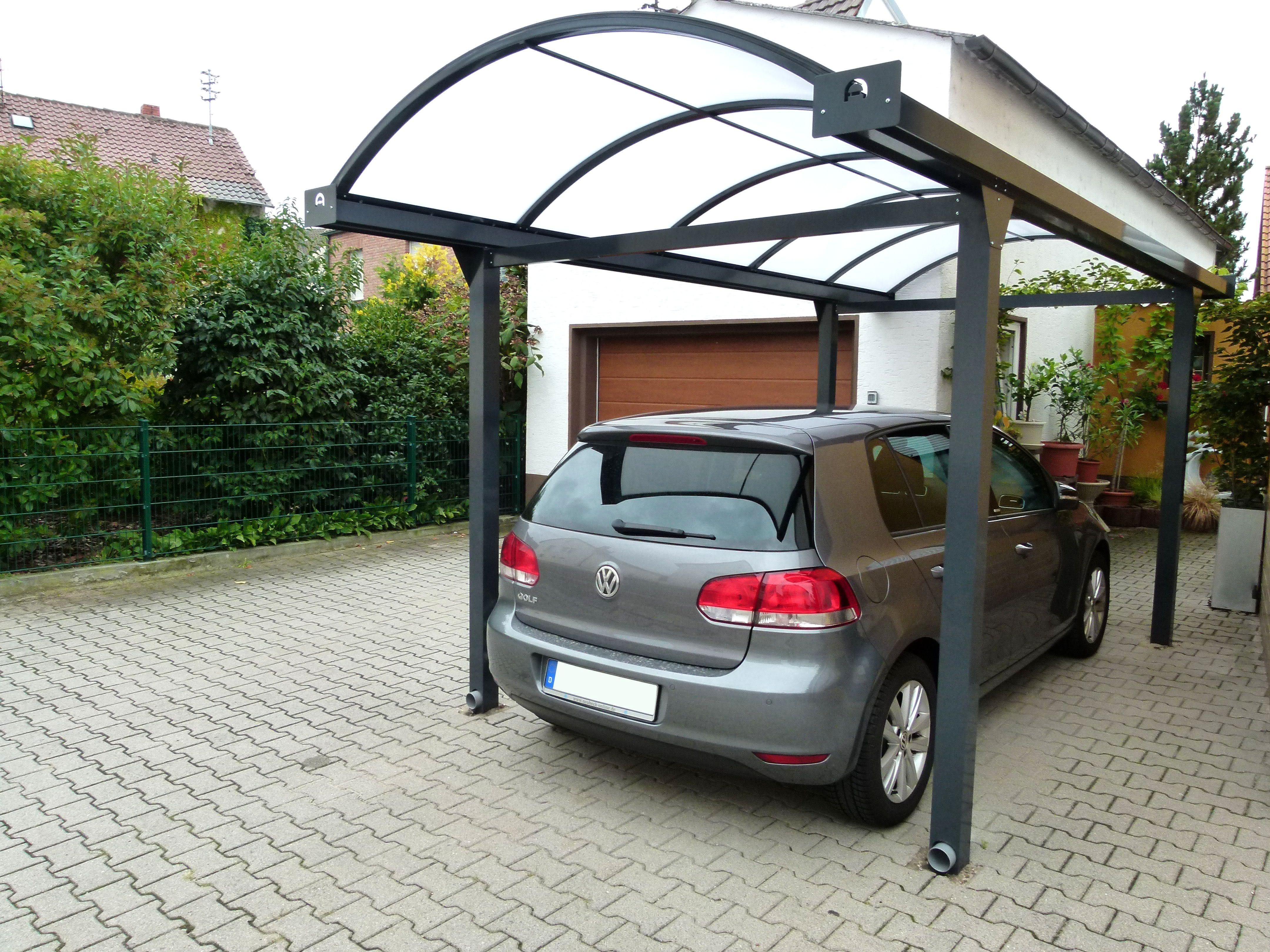 doppelcarport aluminium typ n mit bogendach konfigurator mit preis. Black Bedroom Furniture Sets. Home Design Ideas