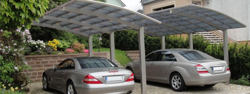 Alucarports | Carports aus Aluminium & Alu | Carport Metall Preise ...