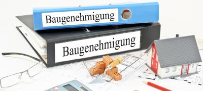 Baugenehmigung für Alucarports