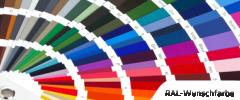 Aluminium Terrassendach Einbrennlackierung in Wunsch-RAL-Farbe