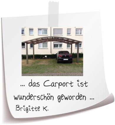 Brigitte K. Referenz Alucarports