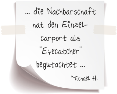 Michael H. Referenz Alucarports