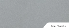 Typ G Pulverbeschichtung Grau